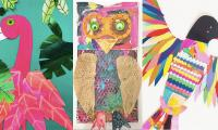 Kids Art Camp: Bird Is the Word