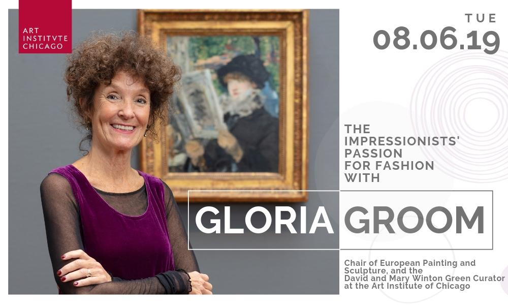 The Impressionists Passion For Fashion With Dr Gloria