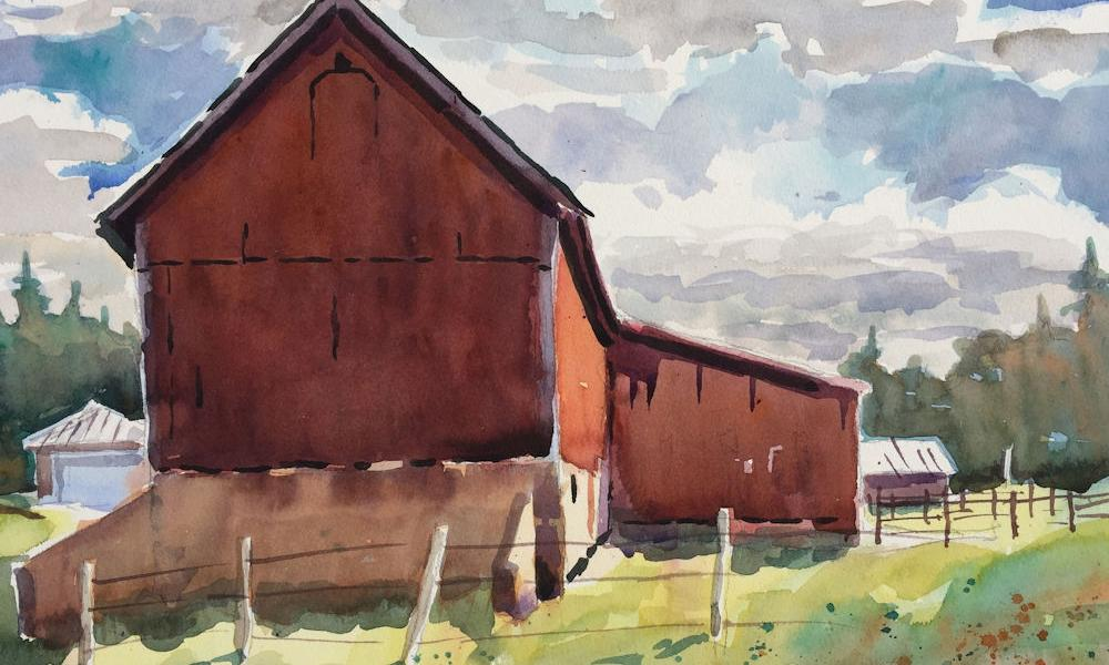 Fundamentals Of Watercolor With Spencer Meagher Online Crooked Tree Arts Center
